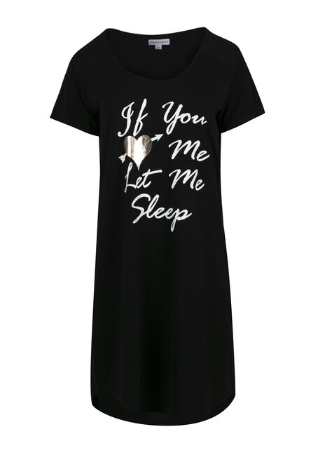 Ladies' If You Love Me Sleepshirt