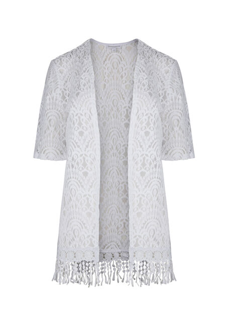 Ladies' Lace Kimono