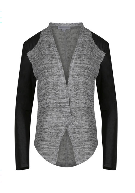 Ladies' Drape Front Blazer