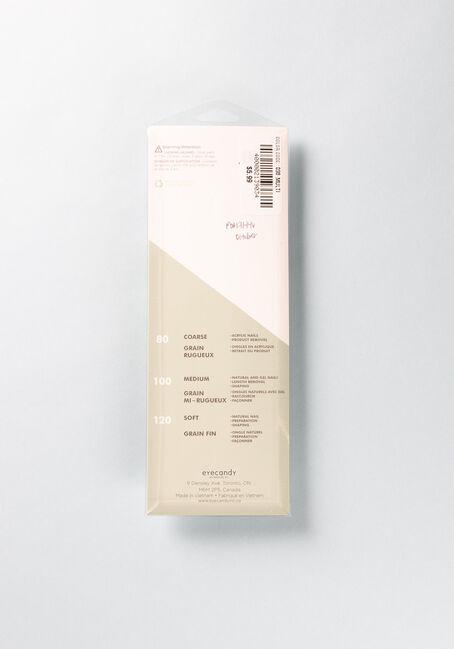 4 Pack Nail Files, MULTI, hi-res