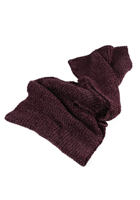 Ladies' Chenille Infinity Scarf