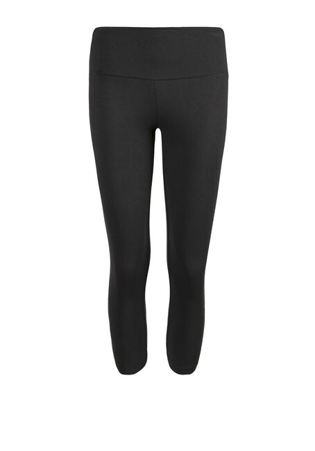 Women's Super Soft High Waist Capri Legging