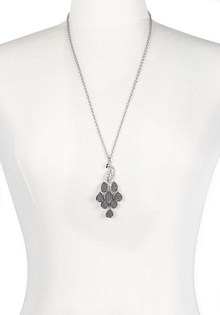 Ladies' Peacock Necklace