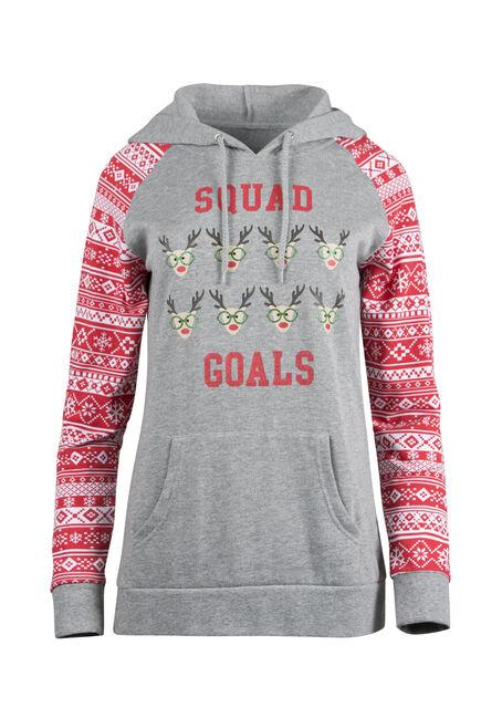 Ladies' Squad Goals Hoodie