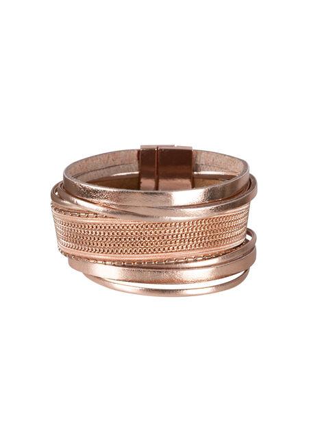 Ladies' Magnetic Cuff Bracelet