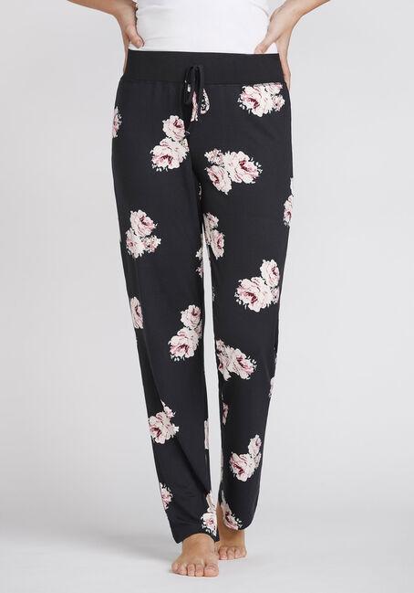 Women's Floral Lounge Pant