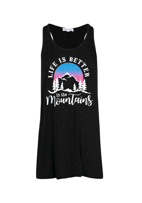 Women's Life Is Better In The Mountains Tank