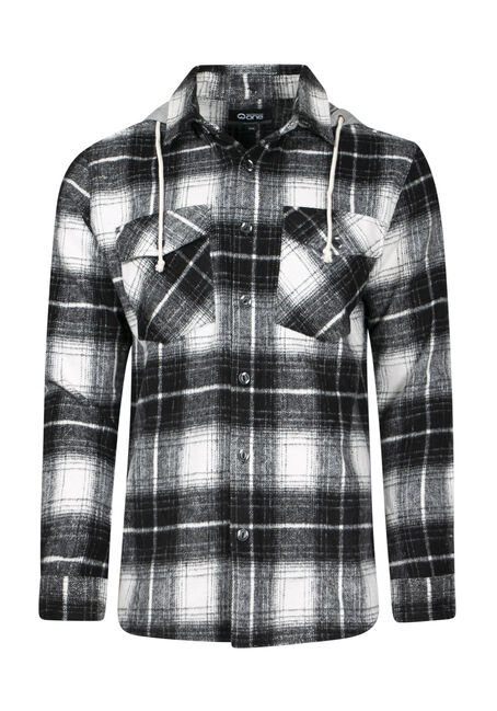Men's Flannel Work Shirt