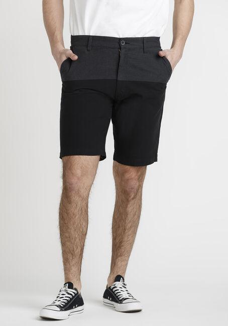 Men's Colour Block Short