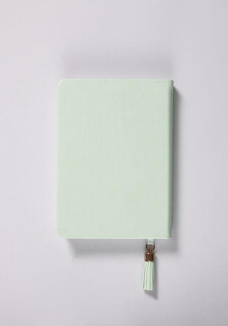 Wishful Thinking Journal, Green, hi-res