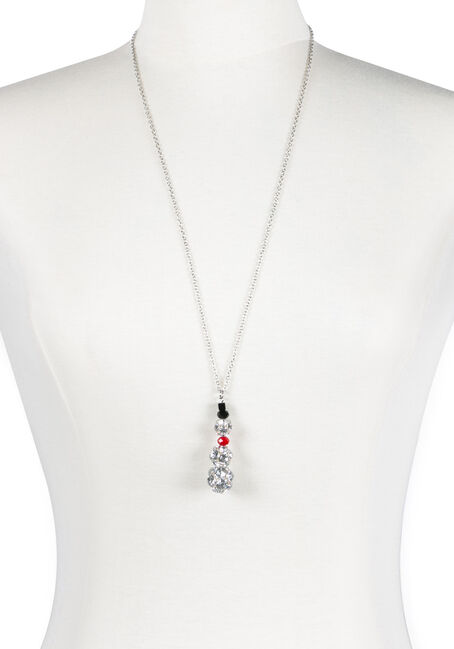Ladies' Snowman Necklace