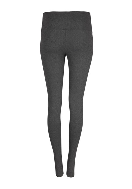 Ladies' Super Soft High Waist Legging, CHARCOAL, hi-res