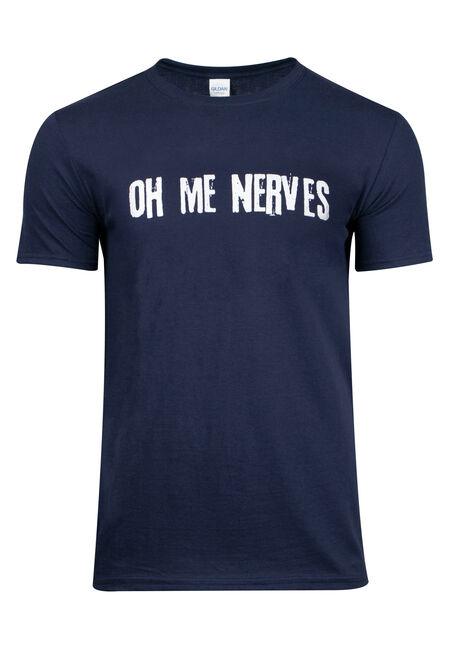 Men's Nerves Tee