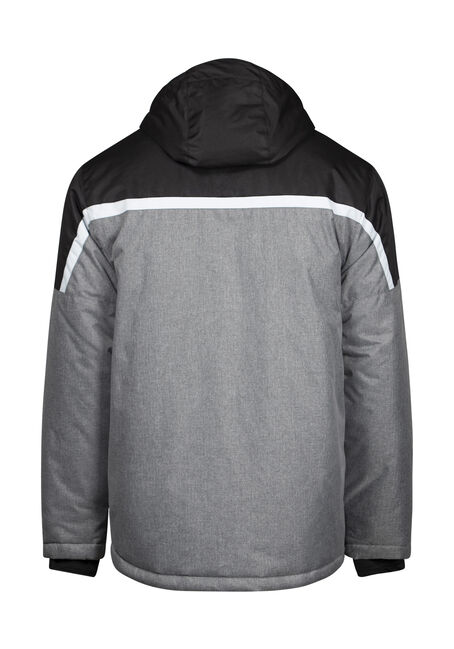 Men's Ski Jacket, LIGHT GREY, hi-res