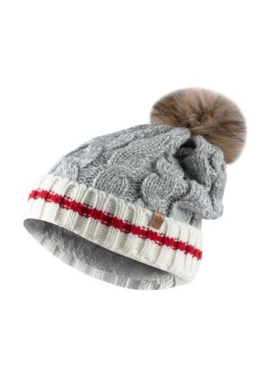 Women's Cabin Hat, GREY, hi-res