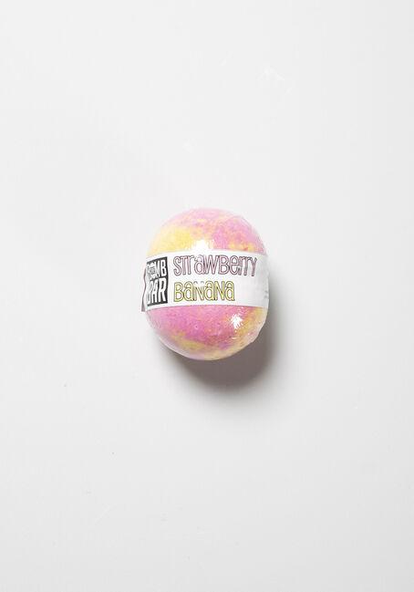Strawberry Banana Bath Bomb