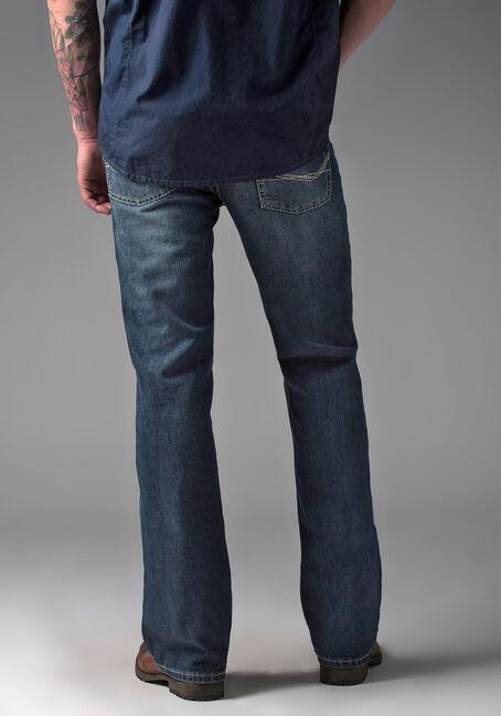 Men's Bootcut Medium Vintage Jeans, MEDIUM VINTAGE WASH, hi-res