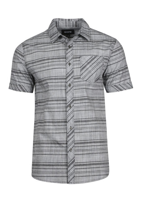 Men's Tonal Stripe Shirt
