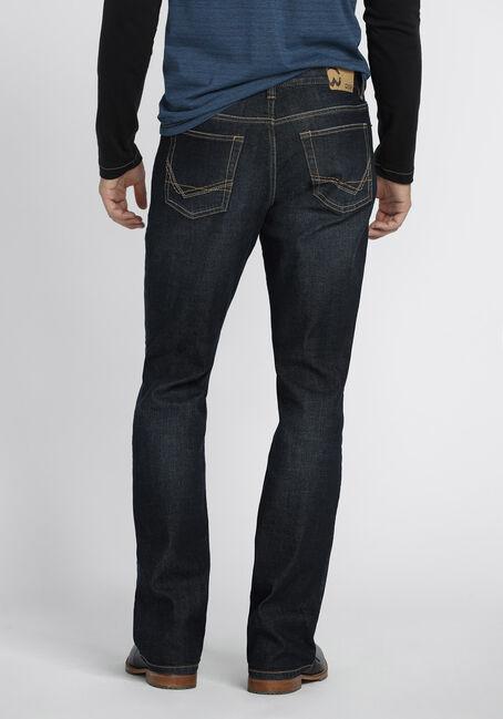 Men's Classic Boot Jeans, DARK WASH, hi-res