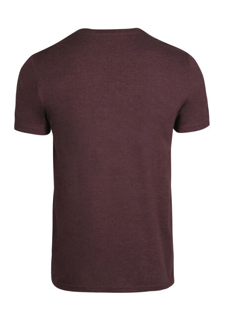 Men's Everyday Crew Neck Tee, FIG, hi-res