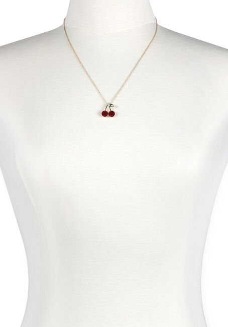 Ladies' Cherries Necklace