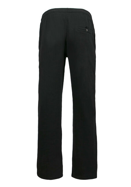 Men's Sweatpants, BLACK, hi-res