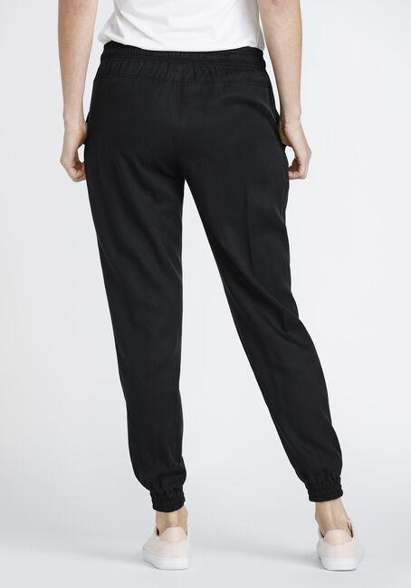 Women's Jogger Soft Pant, BLACK, hi-res