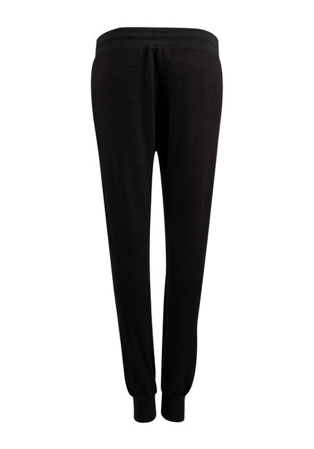 Ladies' Super Soft Jogger, BLACK, hi-res