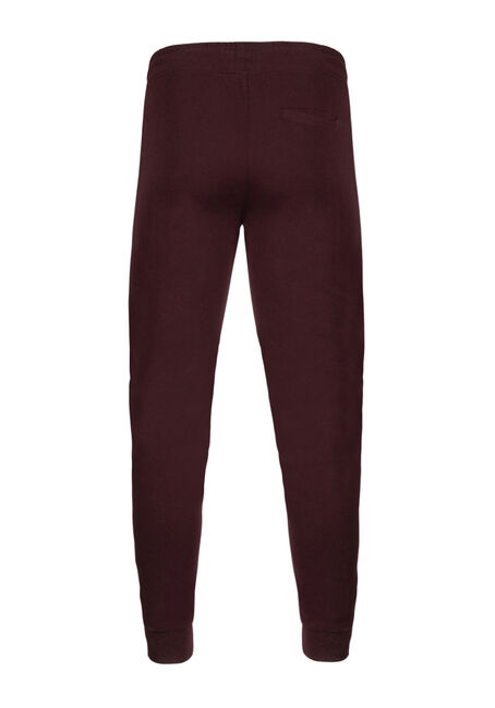 Men's Fleece Jogger, FIG, hi-res