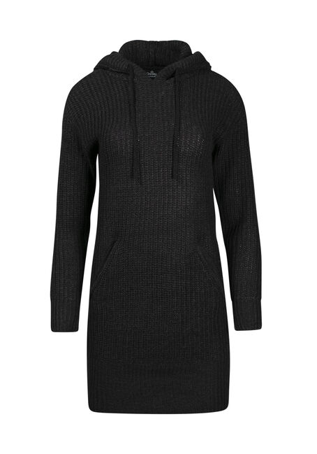 Women's Hooded Pullover Tunic
