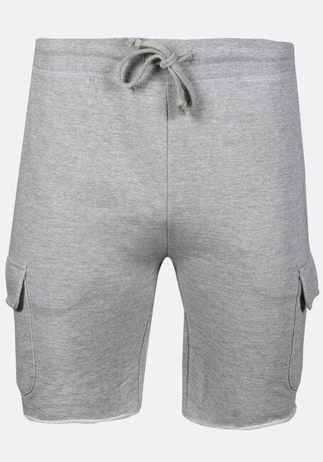 Men's Cargo Knit Jogger Short