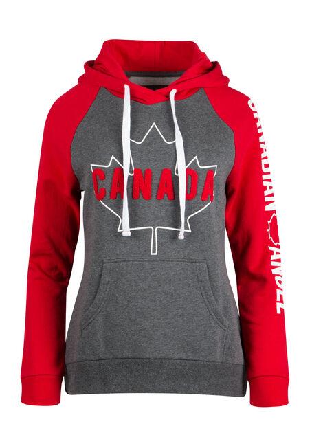 Ladies' Canada Popover Hoodie