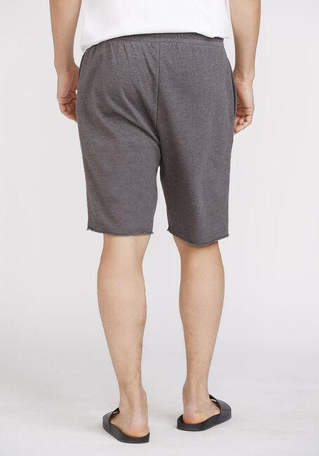 Men's Sweat Short, CHARCOAL, hi-res