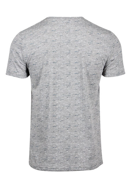 Men's Everyday Crew Neck Tee, LIGHT GREY, hi-res