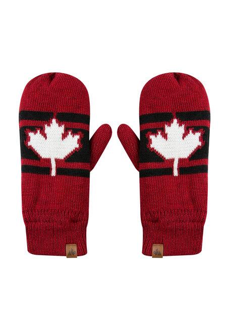 Ladies' Canada Mittens