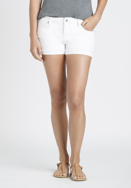 Ladies' Not-So-Short Short