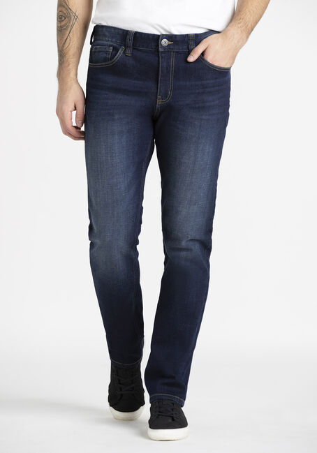 Men's Indigo Slim Fit Jeans