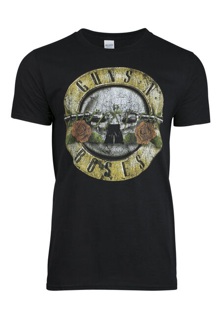 Men's Guns N Roses Tee