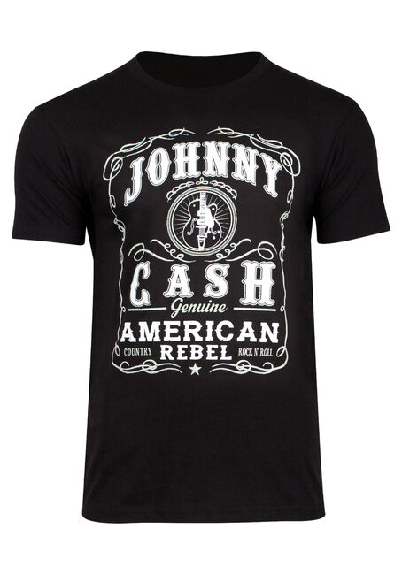 Men's Johnny Cash Tee