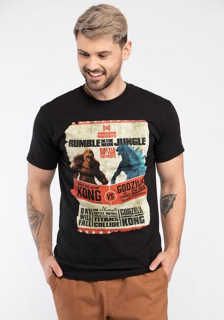 Men's Kong vs Godzilla Tee