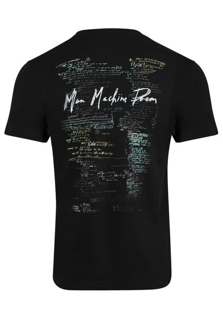 Men's Tragically Hip Tee, BLACK, hi-res