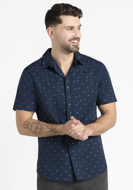 Men's Sailboat Shirt