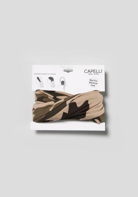 Women's Camo Multiwear Headwrap