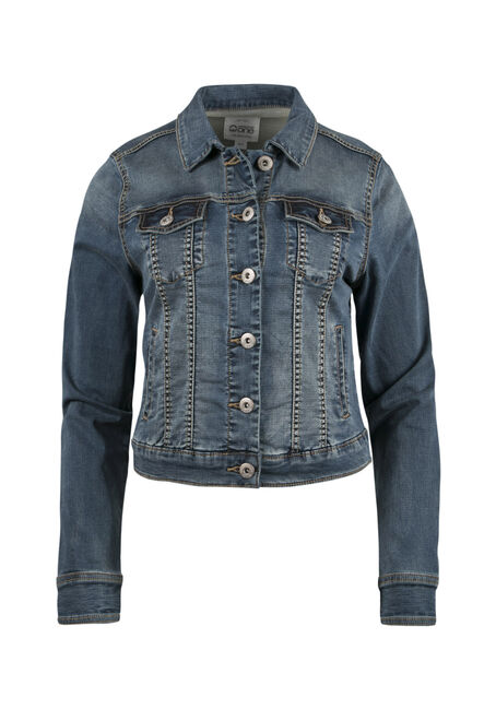 Ladies' Jean Jacket