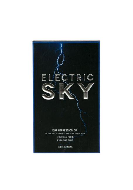 Men's Electric Sky Cologne, ROYAL BLUE, hi-res