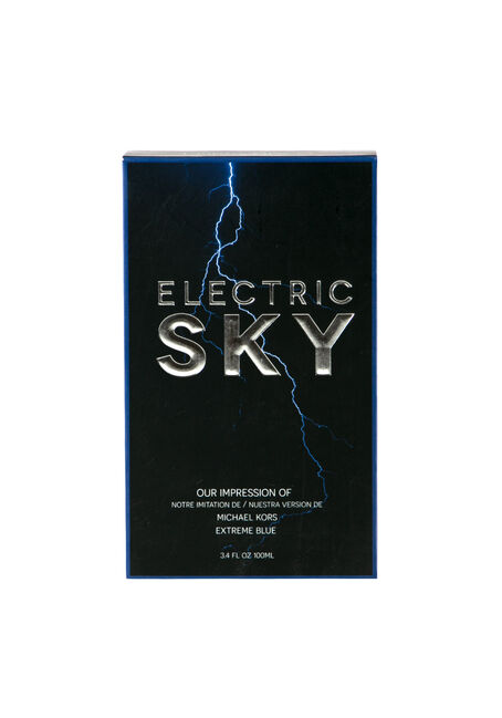 Men's Electric Sky Cologne, ROYAL BLUE, hi-res