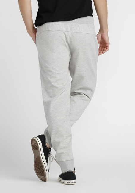 Men's Moto Jogger, LIGHT GREY, hi-res