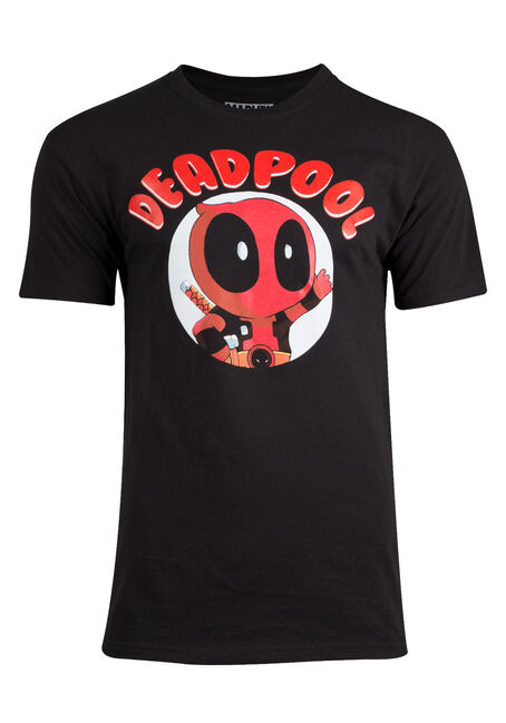 Men's Baby Deadpool Tee