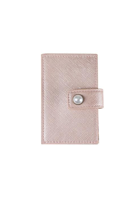 Women's Card Holder, LT PINK, hi-res