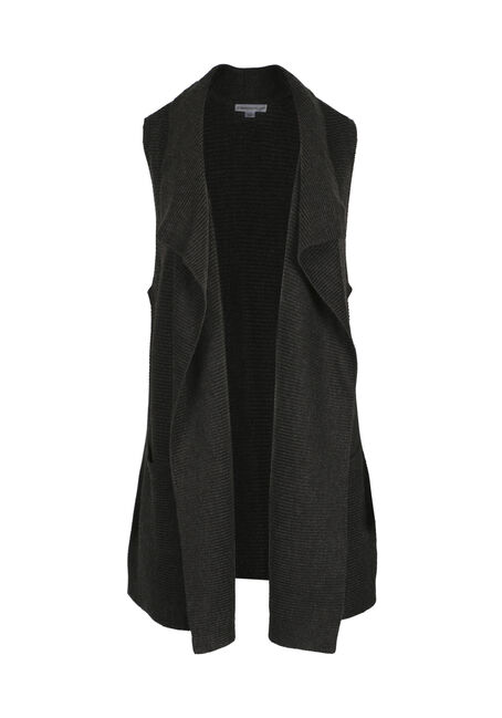 Ladies' Shawl Collar Vest